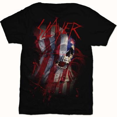 Slayer- Blood Skull Flag