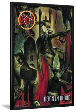 Slayer- Reign In Blood