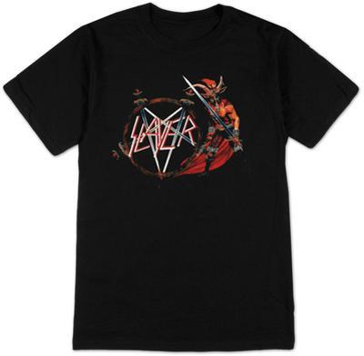 Slayer- Show No Mercy