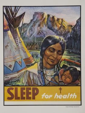 Sleep for Health Poster