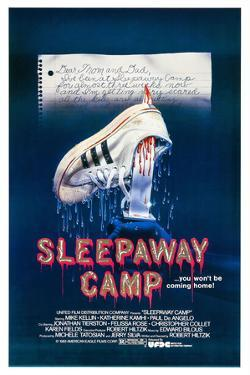 SLEEPAWAY CAMP [1983], directed by ROBERT HILTZIK.