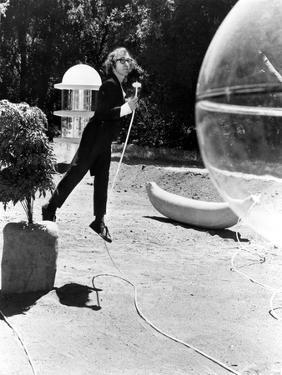 Sleeper De Woodyallen Avec Woody Allen 1973