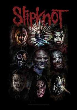 Slipknot - Faces