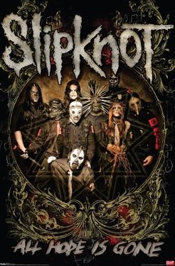 Slipknot - Hope Is Gone