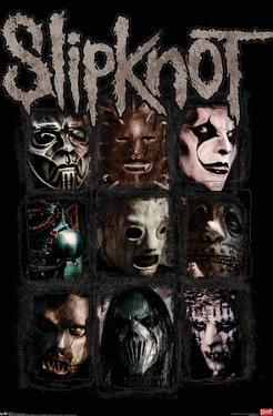 Slipknot - Masks 08