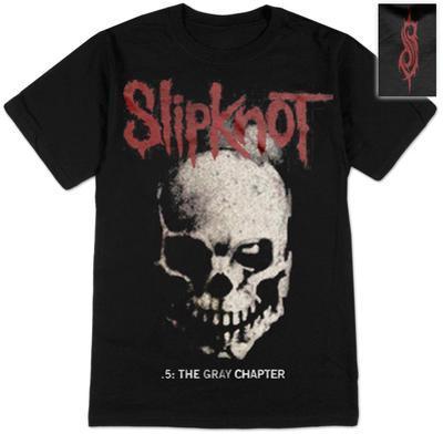 Slipknot- Skull and Tribal (Front/Back)