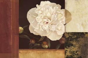 Bronzed Floral by Sloane Addison
