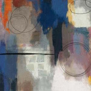 Indigo Touch II by Sloane Addison