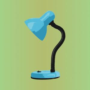 MCM Lamp II by Sloane Addison