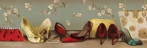 Shoe Lineup by Sloane Addison