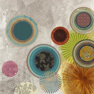 Spherical Sketch II by Sloane Addison