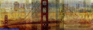 Sunset Bridge by Sloane Addison