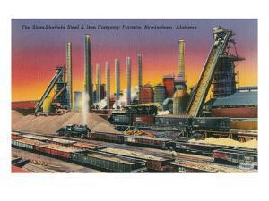 Sloss-Sheffield Steel Mill, Birmingham, Alabama