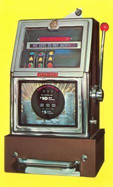 Slot Machine, Nevada