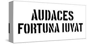 Audaces Fortuna Iuvat by SM Design