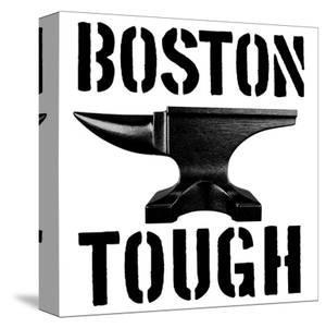 Boston Tough White by SM Design