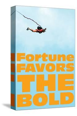 Fortune Favors the Bold IV by SM Design