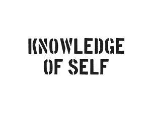 Knowledge Of Self by SM Design