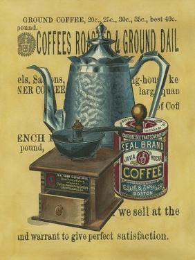 Small Coffee Grounds