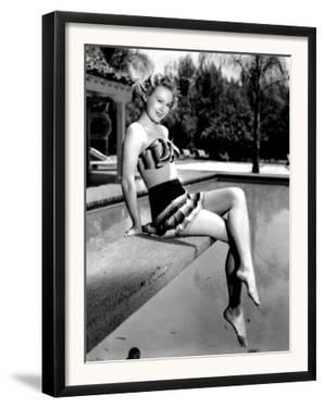 Smart Girls Don't Talk, Virginia Mayo, 1948
