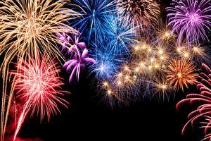 Gorgeous Fireworks Display by Smileus