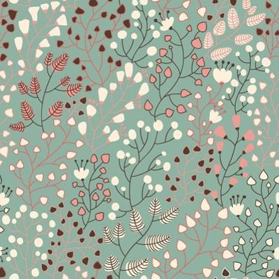 Stylish Floral Pattern by smilewithjul