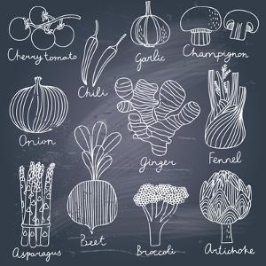 Tasty Vegetables by smilewithjul