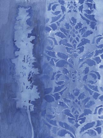 Blue Damask Delphinium by Smith Haynes