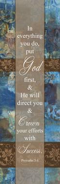God First Winter Rain by Smith Haynes