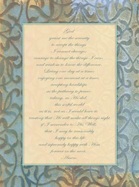 God Serenity by Smith Haynes