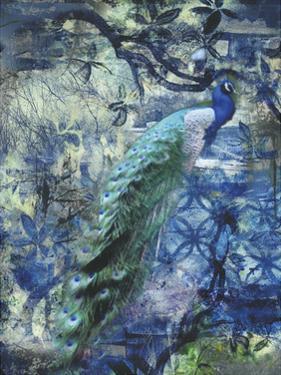 Peacock Jungle Sea by Smith Haynes