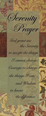 Serenity Prayer by Smith Haynes