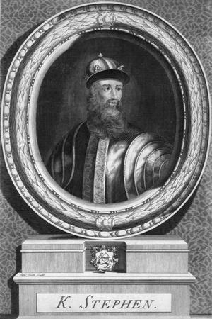 King Stephen (1096-115)