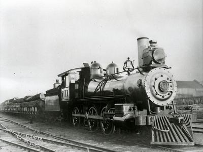 Northern Pacific Locomotive No. 31