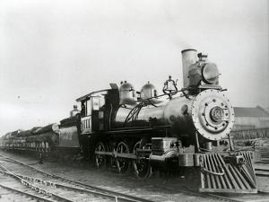 Northern Pacific Locomotive No. 31 by Smith
