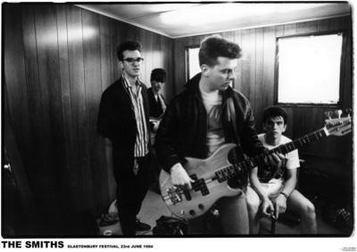 Smiths-Glastonbury 1984