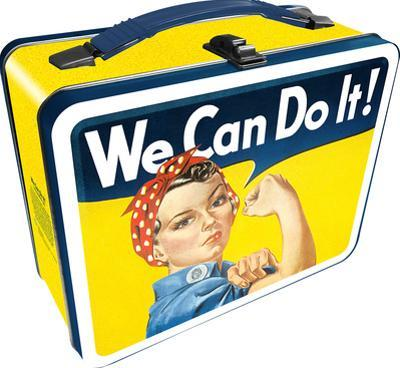 Smithsonian - Rosie the Riveter Lunch Box