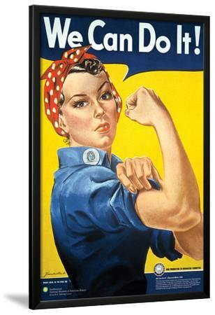 Smithsonian- Rosie The Riveter