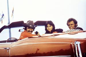 Smokey and the Bandit, Burt Reynolds, Sally Field, Jerry Reed, 1977