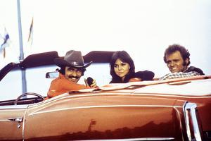 Smokey and the Bandit, Burt Reynolds, Sally Field, Jerry Reed, 1977