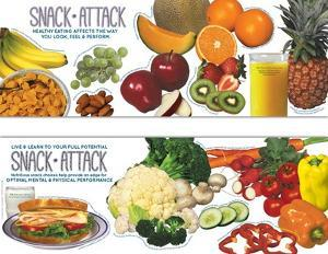 Snack Attack Poster Set