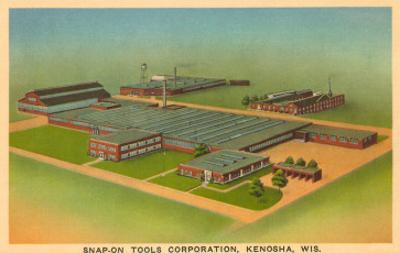 Snap-On Tool Factory, Kenosha, Wisconsin