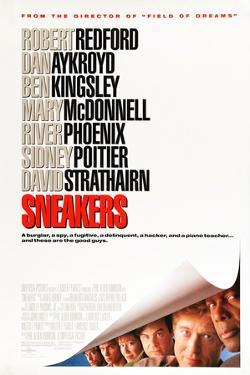 SNEAKERS [1992], directed by PHIL ALDEN ROBINSON.