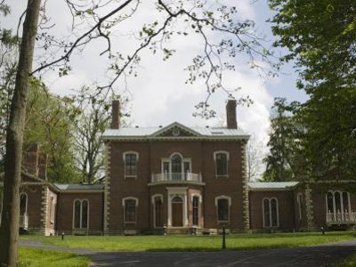 Ashland, the Henry Clay Estate, Lexington, Kentucky, United States of America, North America