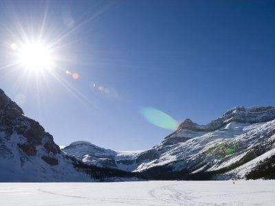 Num-Ti-Jah Lodge, Banff National Park, UNESCO World Heritage Site, Rocky Mountains, Alberta, Canada