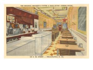 Snockey's Oyster Bar, Philadelphia, Pennsylvania