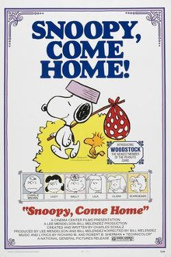 Snoopy, Come Home!