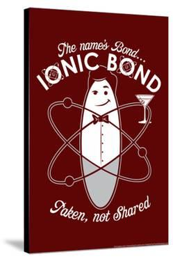 Bond Ionic Bond by Snorg