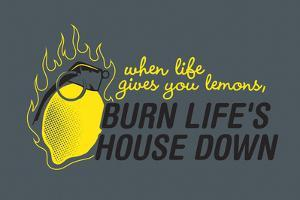 Burn Life's House Down by Snorg