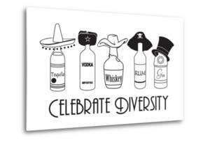 Celebrate Diversity by Snorg